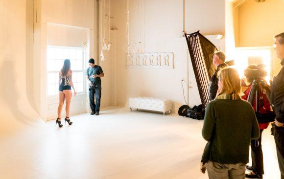 Boudoir Photography Workshop